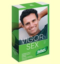 vigor Sex - Santiveri - 24 Comprimits