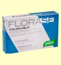 Florase Colon Help - Santiveri - 40 càpsules