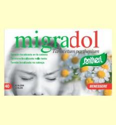 Migradol - Mal de cap - Santiveri - 40 càpsules