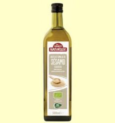 Oli de Sèsam Bio - Natursoy - 500 ml