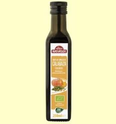 Oli de Llavors de Carbassa Bio - Natursoy - 250 ml
