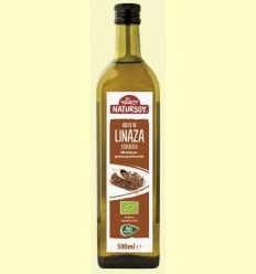 Oli de Llinosa Bio - Natursoy - 500 ml