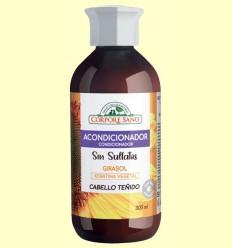 Condicionador Sense Sulfats amb Gira-sol - Corpore Sano - 300 ml