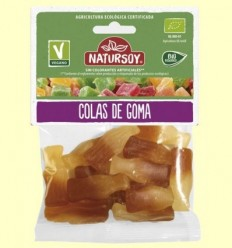 Cues de Goma Bio - Natursoy - 75 grams