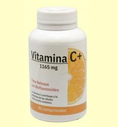 Vitamina C + 1165 mg - Espadiet - 90 comprimits