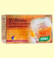 Te Rooibos Infusió - Santiveri - 20 bossetes