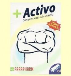 + Actiu Parapharm - 4 càpsules