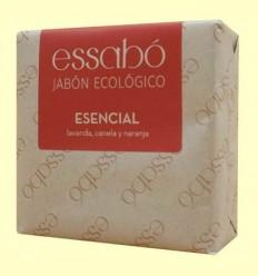 Sabó Pastilla Ecològic Essencial - Essabó - 120 grams