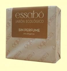 Sabó Pastilla Ecològic Sense Perfum - Essabó - 120 grams