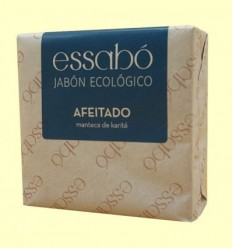 Sabó Pastilla Ecològic per Afeitat - Essabó - 120 grams