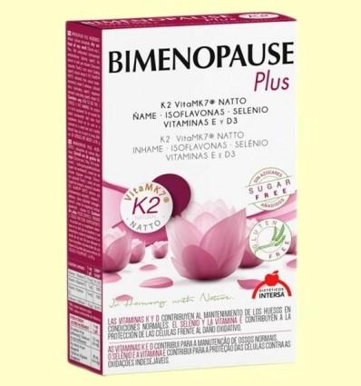 Bimenopause Plus - Menopausa - Intersa - 30 càpsules