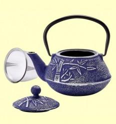 Tetera de Ferro Huan Blau - Cha Cult - 750 ml