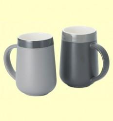 Set de 2 Tasses de Porcellana Levi - Cha Cult - 400 ml