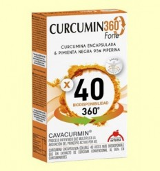 Curcumin 360 Forte - Intersa - 60 càpsules