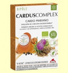 CardusComplex - Intersa - 20 ampolles
