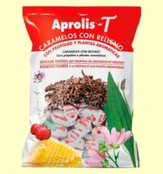 Caramels Aprolis T - Pròpolis i Plantes Aromàtiques - Intersa - 100 grams