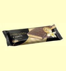 Barreta saciant Xocolata amb Llet i Vainilla - Herbora - 30 unitats