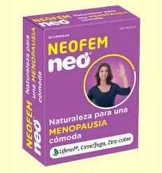 Neofem - Isoflavones - Neo - 30 càpsules