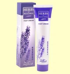 Crema de Peus Lavender - Biofresh Herbs of Bulgaria - 75 ml