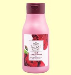 Condicionador amb Oli d'Argan i Rosa de Bulgària - Biofresh Royal Rose - 300 ml