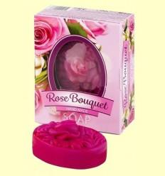 Sabó Glicerina en forma de ram - Biofresh Rose Bouquet - 50 grams