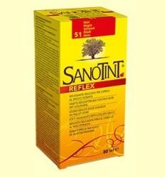Tint Sanotint Reflex - Negre 51 - Sanotint - 80 ml