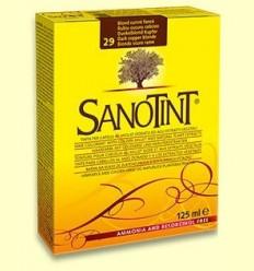 Tint Sanotint Classic - Rubio Fosc rogenc 29 - Sanotint - 125 ml