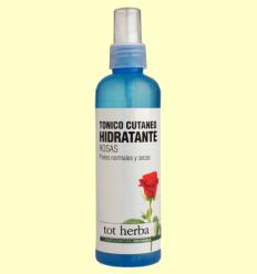 Tònic cutani Hidratant de Roses - Tot Herba - 200 ml