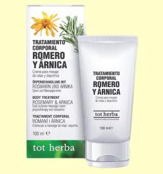 Tractament corporal Romero i Àrnica - Tot Herba - 100 ml