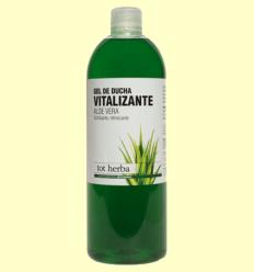 Gel de Dutxa vitalitzant Aloe Vera - Tot Herba - 1 litre
