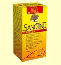 Tint Sanotint Reflex - Vermellós Caoba 58 - Sanotint - 80 ml