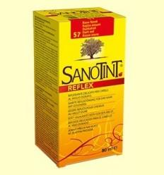 Tint Sanotint Reflex - Vermellós Fosc 57 - Sanotint - 80 ml
