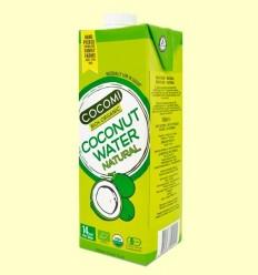 Aigua de Coco Natural Bio - Cocomi - Brick 1 litre