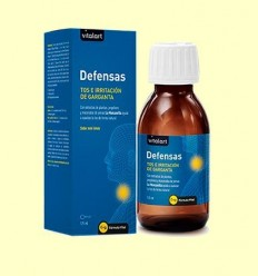defenses Tos - Vitalart - 125 ml