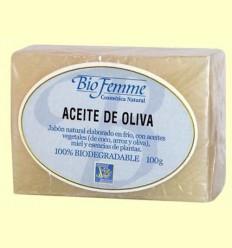 Sabó d'oli d'oliva - Bio Femme - Ynsadiet - 100 grams