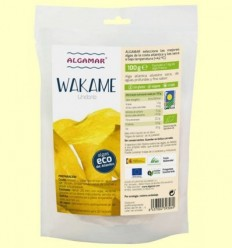 Algues Marines Wakame Bio - Algamar - 100 grams