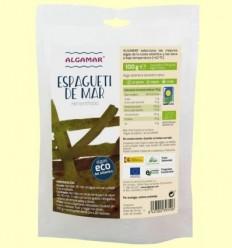 Alga Marina Espagueti de Mar Bio - Algamar - 100 grams