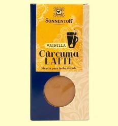 Cúrcuma Latte Vainilla Llet Daurada caixa - Sonnentor - 60 g