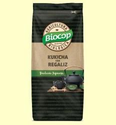 Te Kukicha 3 anys amb Regalèssia - Biocop - 75 grams