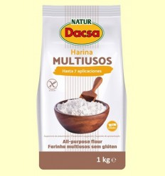 farina Multiusos - Naturdacsa - 1kg