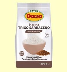 Farina de Blat Sarraí - Naturdacsa - 500 grams