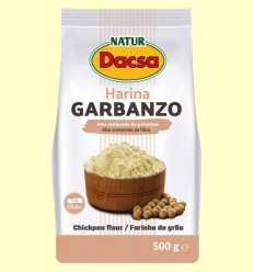 Farina de Cigró - Naturdacsa - 500 grams