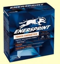 Enersprint Tònic Energètic Sabor Cafè - DietMed - 20 shots