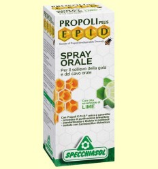 Epid Spray Oral amb Lima - Specchiasol - 15 ml
