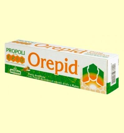 Orepid pasta dentífrica amb Pròpolis - Specchiasol - 75 ml