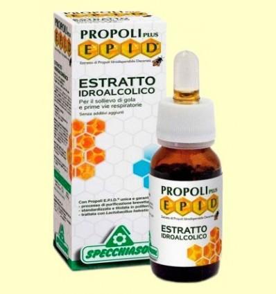 Extracte hidroalcohólico de Pròpolis EPID - Specchiasol - 30 ml