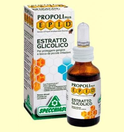 Extracte glicòlic EPID de pròpolis - Specchiasol - 30 ml
