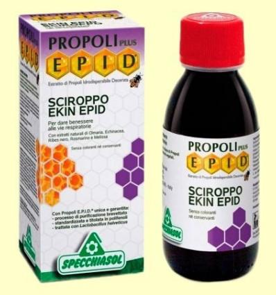 Ekin Epid Xarop - Propoli Plus Epid - Vies Respiratòries - Specchiasol - 100 ml
