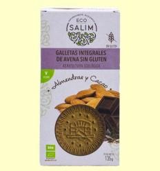 Galetes de Civada amb Ametlla i Cacau Bio - Eco -Salim - 135 grams