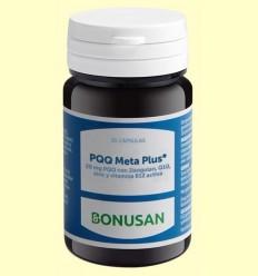 PQQ Meta Plus - Bonusan - 30 càpsules